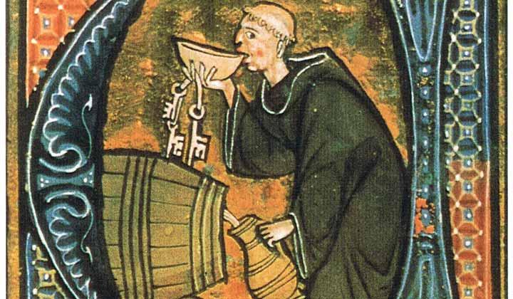 moine biere moyen age
