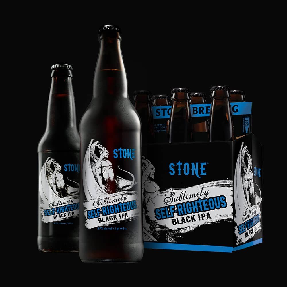 Sublimely Self Righteous Ale